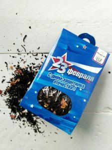 Чай с логотипом