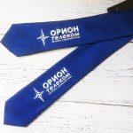 Печать галстуков