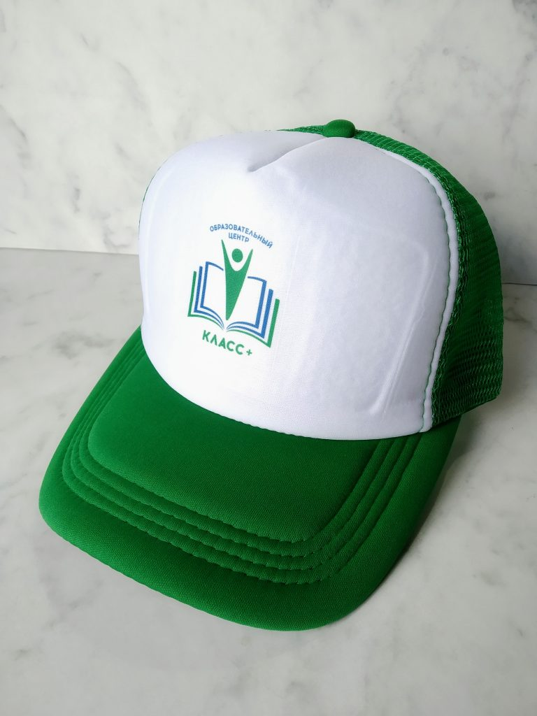 Логотип на бейсболках