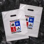 Логотип на пакетах