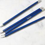 Печать логотипа на карандашах